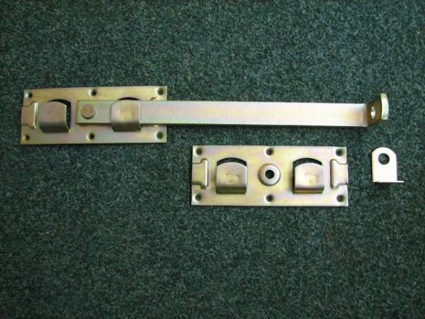 Doppeltorüberwurf, 430 mm gelbverzinkt