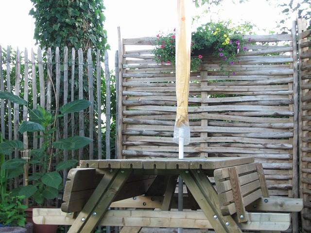 kastanienholz flechtzaun 180 cm hoch x 150 cm breit natur sichtschutz star rating 0 bewertung. Black Bedroom Furniture Sets. Home Design Ideas