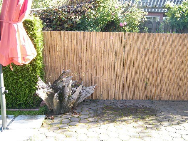 bambusrohr hell 100 cm hoch x 180 cm lang sichtschutz star rating 0 bewertung schreiben fragen. Black Bedroom Furniture Sets. Home Design Ideas