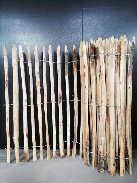 staketenzaun kastanie 120 cm - 5 m - za 4/5 cm