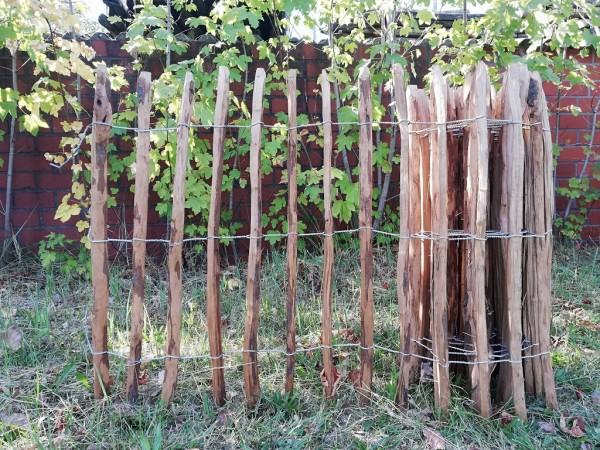 staketenzaun haselnuss 90 cm - 5 m - za 7/9 cm